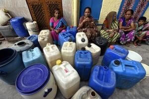 In 2015, about 377 million Indians lived in urban areas and by 2030, the urban population is expected to rise to 590 million. Already, according to the National Sample Survey, only 47% of urban households have individual water connections and about 40% to 50% of water is reportedly lost in distribution system due to various reasons.