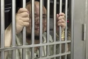 China sentences 'Vulgar Butcher' activist to 8 years' prison