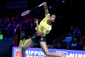 Premier Badminton League: PVSindhu's Chennai Smashers edge past...