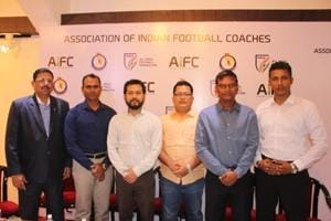 Association of Indian Football Coaches formed for development of...