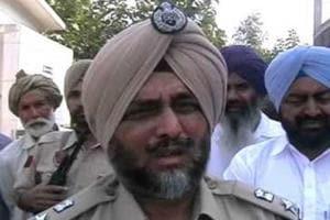 Retired senior superintendent of police (SSP) Surit Singh Grewal