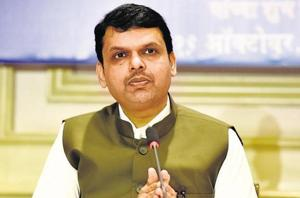 Chief minister Devendra Fadnavis was present during the signing.