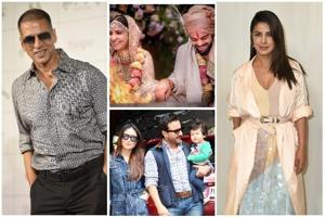 From Bollywood bigwigs to extraordinary sportspersons, the year gone by saw many who made headlines.