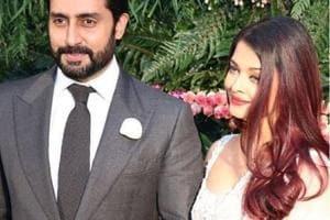 It was Anushka Sharma and Virat Kohli's reception, but Aishwarya Rai...