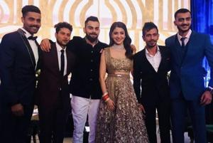 Virat Kohli-Anushka Sharma's Mumbai reception sees Indian...