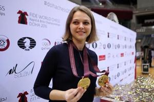 Why double chess champion Anna Muzychuk boycotted Saudi Arabia tourney
