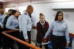 Photos: Detained for hitting Israeli soldiers, Palestinian Ahed Tamimi...