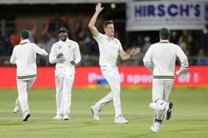 Morne Morkel puts South Africa on top vs Zimbabwe in one-off Test