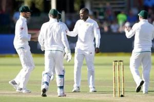 South Africa beat Zimbabwe by an innings and 120 runs in four-day Test
