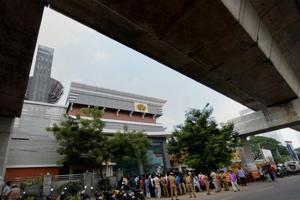 Tax dept probes documents at premises linked to Dhinakaran's ...