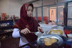 Photos: Culinary venture leads Pakistan's Hazara women to social...