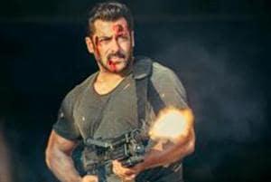 Salman Khan plays a spy in Tiger Zinda Hai.