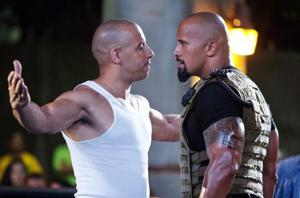Vin Diesel beats Dwayne Johnson as 2017's most successful actor