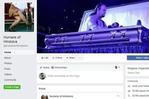 Humans of Hindutva Facebook page unavailable after trolls 'threaten...