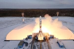 Embarrassing programming error blamed for Russian satellite launch...