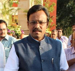 """State education minister, Vinod Tawde said the NHRC's notice was a """"blessing in disguise""""."""