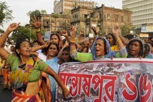3 injured in TMC-villagers clash over land acquisition in Bengal