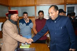 After taking over reins, Himachal Pradesh CM takes to social media