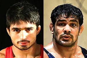 Sushil Kumar had just defeated Parveen Rana in a Commonwealth Games trial when the duo's supporters started fighting at the IG Stadium in New Delhi on Friday. Sushil Kumar, a two-time Olympic medallist, has been booked by the Delhi Police.