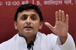 Although the Samajwadi Party earlier considered only those convicted as having criminal antecedents, it has toughened its stand now.