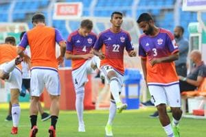 FC Pune City eye home win against NorthEast United FC in ISL