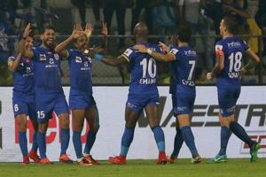 Mumbai City FC pummel Delhi Dynamos FC 4-0 in ill-tempered ISL duel