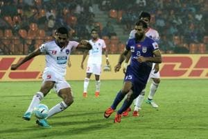 ISL has seen many confrontations in the past and a similar situation flared up in Mumbai during Mumbai City FC's match vs DelhiDynamos FC on Friday night.