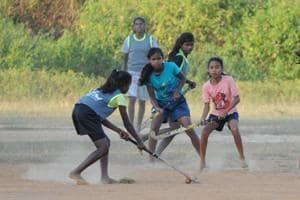 Maoist-hit Jharkhand village crazy for hockey, produces...