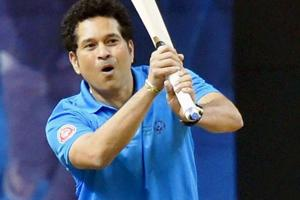 Sachin Tendulkar said that making sports mandatory in schools will be like scoring a 'dream century' for him.