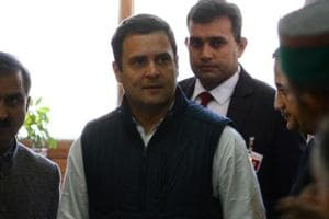 Probe incident immediately, punish the guilty: Rahul tweets in Marathi...
