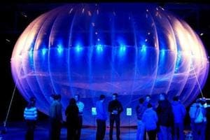 Google's high-altitude internet balloon crashes in Kenya