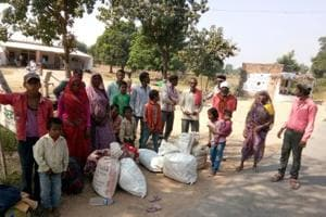 Drought triggers large-scale migration in  Bundelkhand