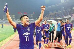 Indian Super League: Sunil Chhetri feels football fan rivalries are...