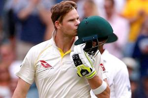 Steve Smith finishes 2017 with another impressive century
