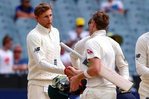 Ashes: Joe Root hails England fight, worries about Steve Smith