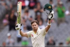 Steve Smith hits another hundred, Aakash Chopra challenges him to bat...