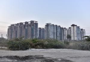 Several housing projects are in the works along the Dwarka Expressway.