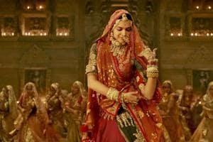 Deepika Padukone plays the lead role in Padmavati.