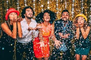 6 tips that will help you host the perfect house party this New Year's...