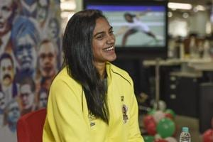 PVSindhu is eyeing a No.1 ranking in 2018 and is not disappointed with the losses in the Superseries and world championships.