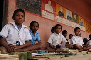 Over five million children study in government schools in Jharkhand and the majority come from villages and urban slums.