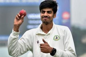 Rajneesh Gurbani enters the big league after Ranji Trophy final...