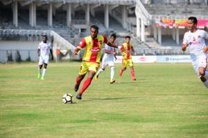 Clinical Aizawl FC beat Gokulam Kerala FCin I-League
