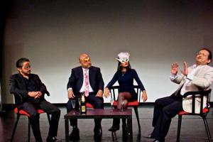 Theatre group of Indian professionals makes waves in Britain