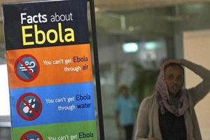 One step ahead: Scientists have identified how to stop Ebola virus...