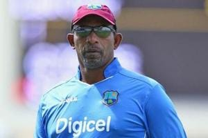 Former West Indies all-rounderPhil Simmons named Afghanistan cricket...