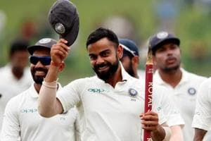 Virat Kohli remains second in ICC Test rankings, Alastair Cook...