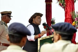 Rajnath Singh to celebrate New Year with ITBP personnel along China...