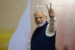 PM stays on the move: Three charts that show how Modi travelled in...