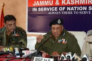 J-K DGP: Security forces had information on militant attack